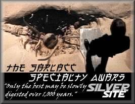 The Sarlacc Speciality Silver Award
